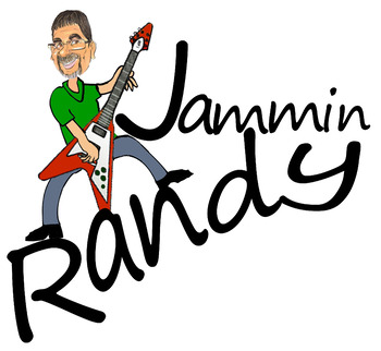 Jammin' Randy Monster Truck DVD Plus other Children's Music Videos