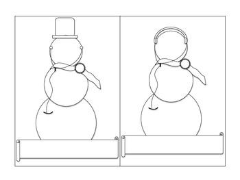 Jammin' Snowmen