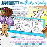 Jan Brett: A Mini Author Study