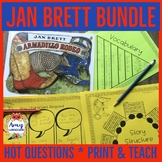 Jan Brett Book Companion Bundle