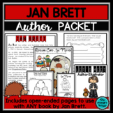 Jan Brett:  An Author  Packet