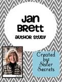 Jan Brett Author Study {1st and 2nd grade CCSS aligned}