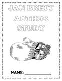 Jan Brett Author Study - 3rd grade