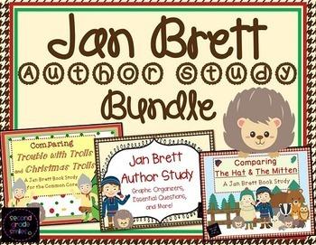 Jan Brett Author Study