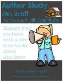 Jan Brett Author Study - Comprehension