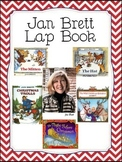 Jan Brett Author Study Lap Book