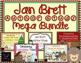 Jan Brett Author Study Bundle