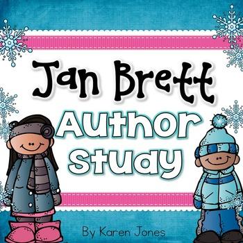 Jan Brett Author Study for K-1