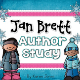 Jan Brett Author Study for K-1