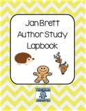 Jan Brett Author study LAPBOOK