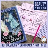Jan Brett Beauty and the Beast Fairytale Unit