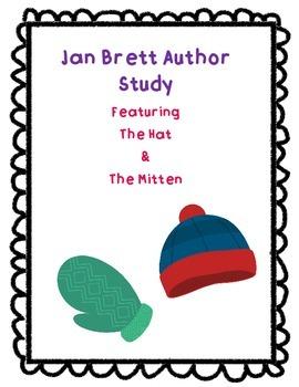 Jan Brett Book Comparison Common Core Study