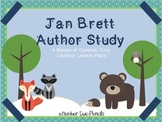 Jan Brett Book Study (aligned with Common Core)