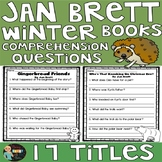 Jan Brett Books Comprehension Questions