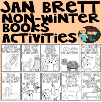 Jan Brett Bundle