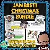 Jan Brett Christmas Bundle - Read Aloud Lesson Plans and Activities