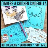 Jan Brett Cinders A Chicken Cinderella Unit