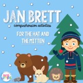 Jan Brett Comprehension Activities for The Hat & The Mitten