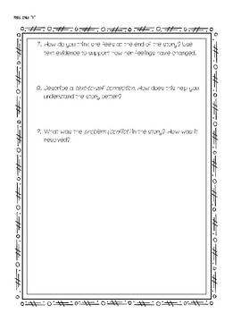 Jan Brett Comprehension Packet!