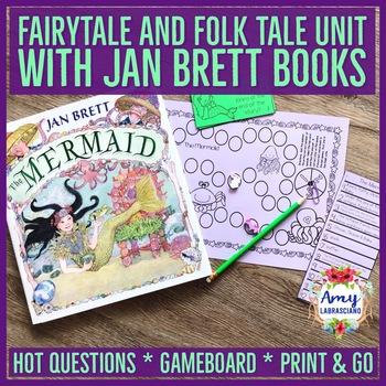 Jan Brett Fairy Tales