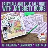 Jan Brett Fairy Tale and Folk Tale Bundle