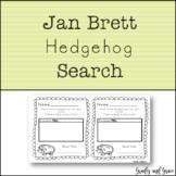 Jan Brett Hedgehog Search