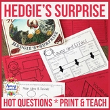 Jan Brett Hedgie's Surprise Book Companion