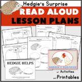 Jan Brett Hedgie's Surprise  Common Core Read Aloud Lesson with OLWEUS K-2
