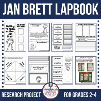 Jan Brett Lapbook