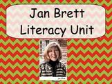 Jan Brett Literacy Notebook