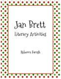 Jan Brett Literacy Unit