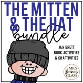 Jan Brett Book Study Companion Activities Bundle