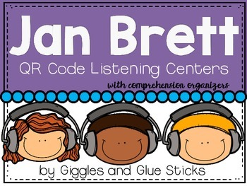 QR Code Listening Center: Jan Brett