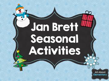 Jan Brett Seasonal Activities