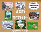 Jan Brett Story Companion Bundle (7 Story Companions in on