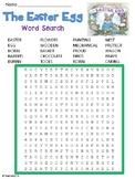 Jan Brett The Easter Egg Word Search