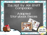 Jan Brett The Hat Companion - Adapted Story Book Pieces