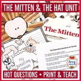 Jan Brett The Hat & The Mitten Unit