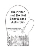 Jan Brett- The Hat and The Mitten Smartboard Activities