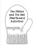 Jan Brett- The Hat and The Mitten Smartboard Activities
