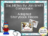 Jan Brett The Mitten Companion - Adapted Story Book Pieces