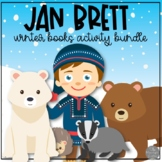 Jan Brett Winter Book Companion Bundle