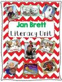 Winter Literacy Activities (A Jan Brett Unit)