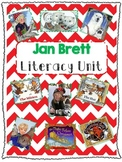 Winter Literacy Activities (A Jan Brett Unit)