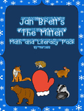 Jan Brett's The Mitten Math and Literacy (NEW)