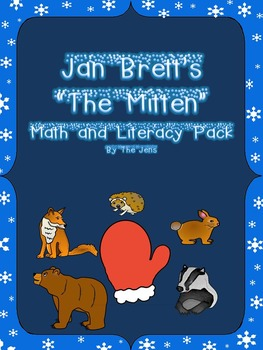 Jan Brett's The Mitten Math and Literacy (NEW)