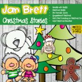Jan Brett's Troll & Christmas Guided Reading with a Purpos