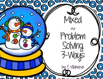 Jan.Math Problem Solving