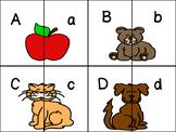 Jan Richardson inspired Alphabet Cards