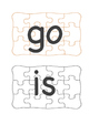 Jan Richardson sight word puzzles